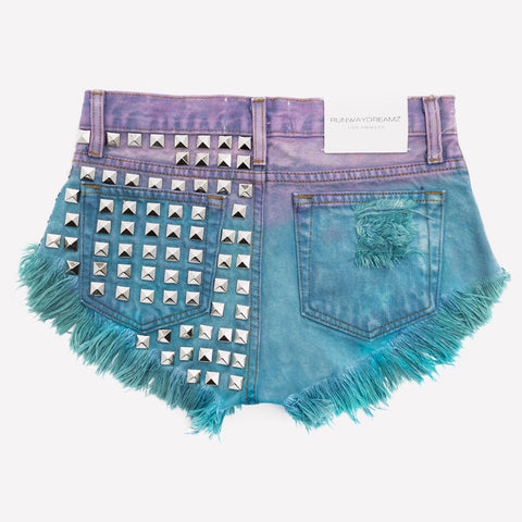 Dangers Gypsy Ombre Wildest Babe Shorts