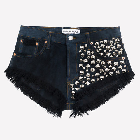 Lunna Nightcap Studded Babe Shorts