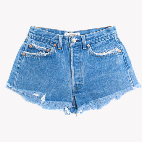 Classic Vintage High Waisted Cut Off Shorts