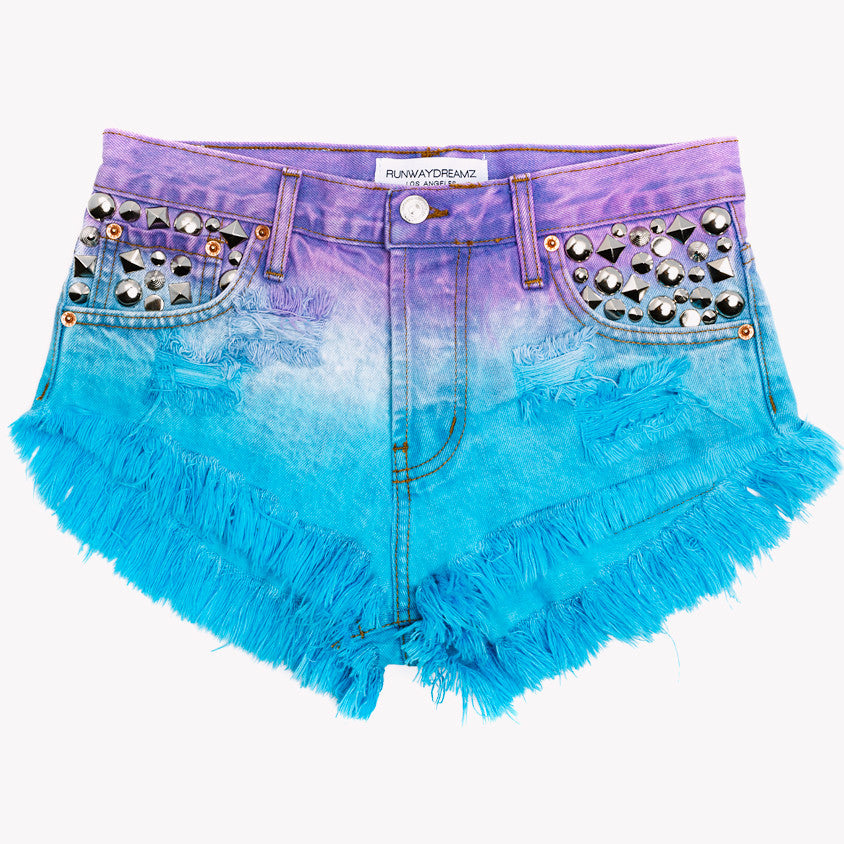 Sparkle 611 Studded Babe Shorts