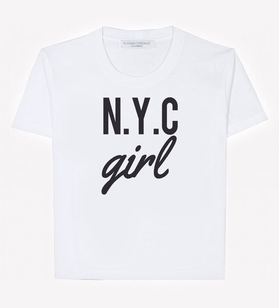 RWDZ x Outfit of Love - NYC Girl T-Shirt