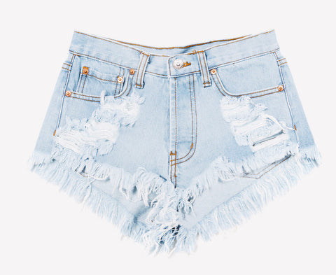 Keepers Pale Cut Off Dreamer Shorts