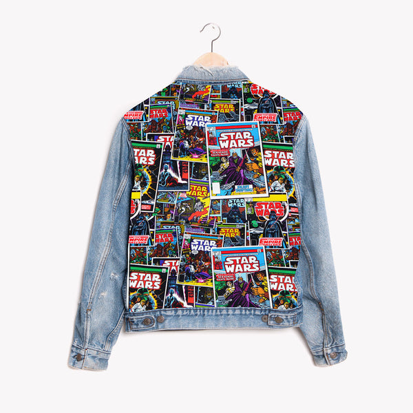 RWDZ x Star Wars Covers x Levis Jacket