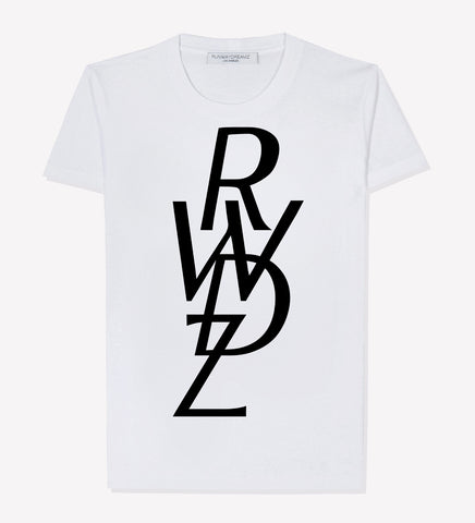 Signature RWDZ White T-Shirt