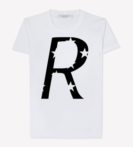 RWDZ We R Stars White T-Shirt