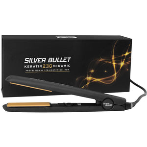 Silver Bullet Keratin 230 Hair Straightener Deal