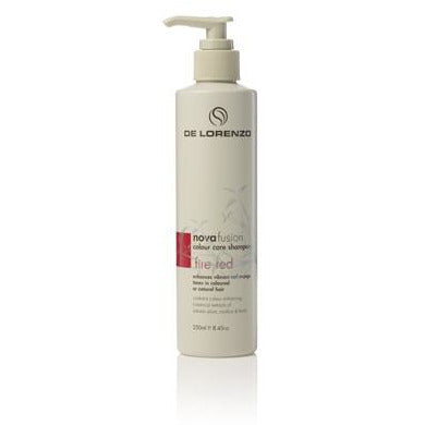 De Lorenzo Nova Fusion Fire Red Shampoo 250Ml
