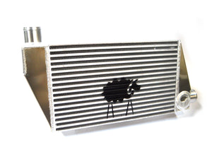 Load image into Gallery viewer, Sheepey Race - Mitsubishi Evo X Factory Replacement Intercooler