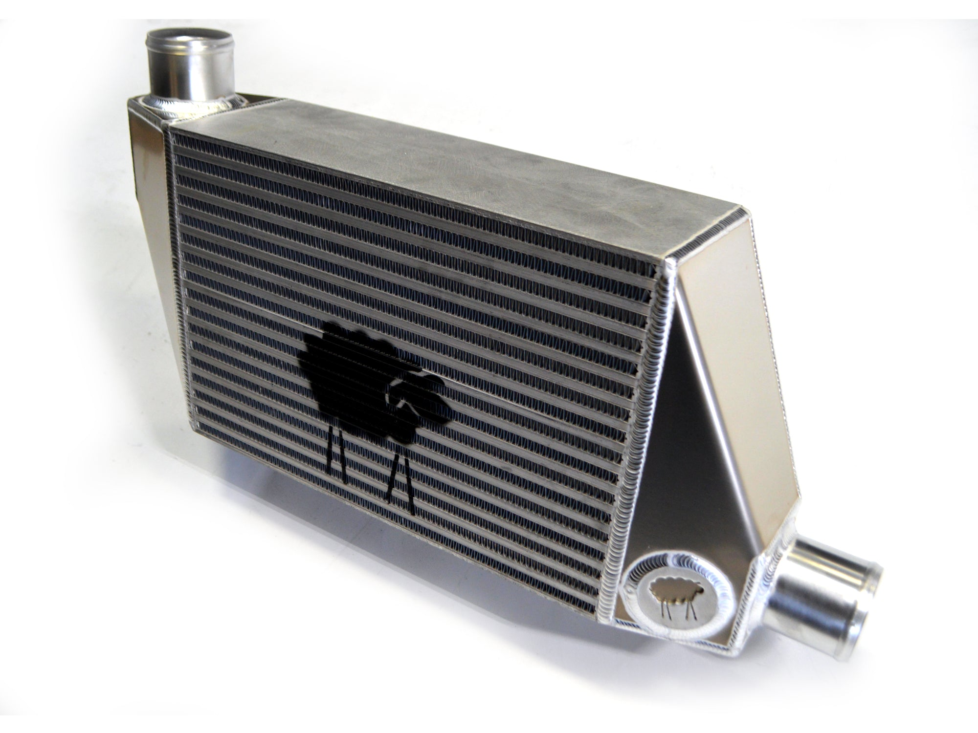 Sheepey Inc - Mitsubishi Evo X Race Intercooler