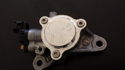 Sheepey Built - Mitsubishi EVO 8 Billet Cam Positioning Sensor Cover