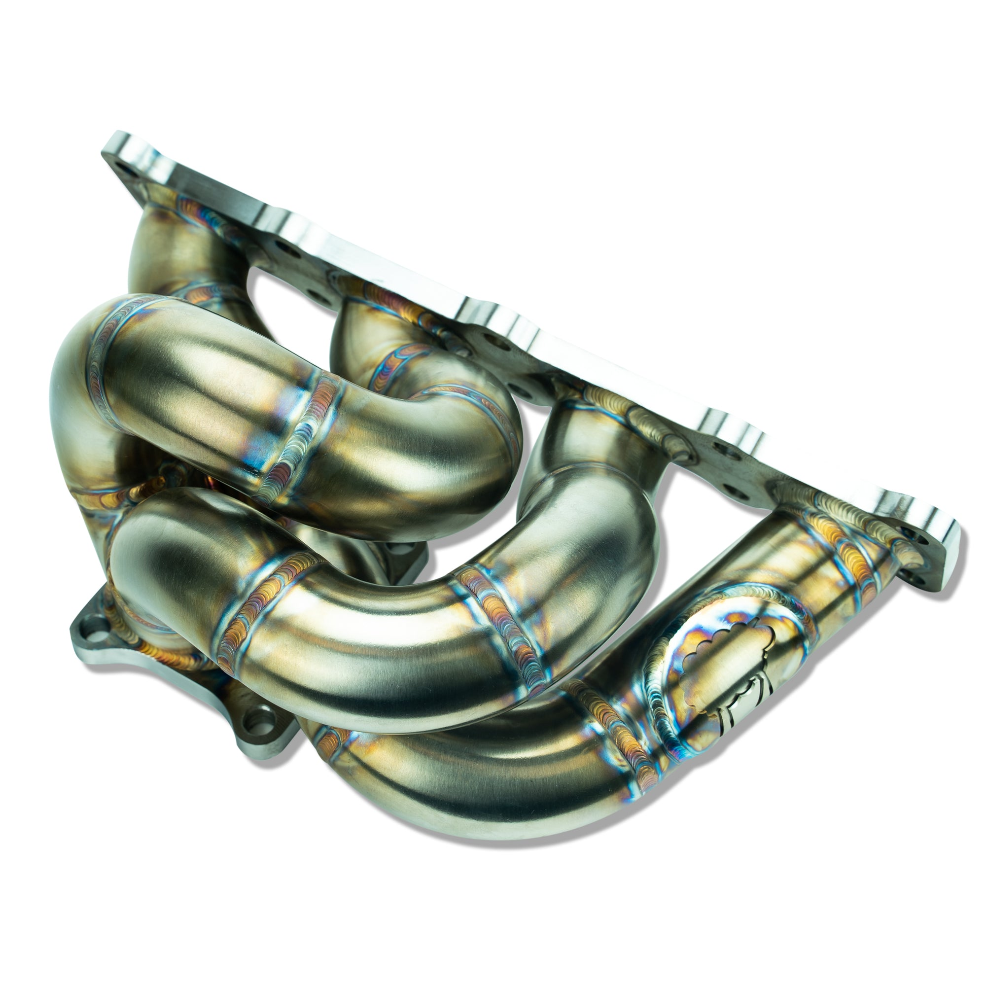 SheepeyRace Evo X Factory Replacement Turbo Manifold