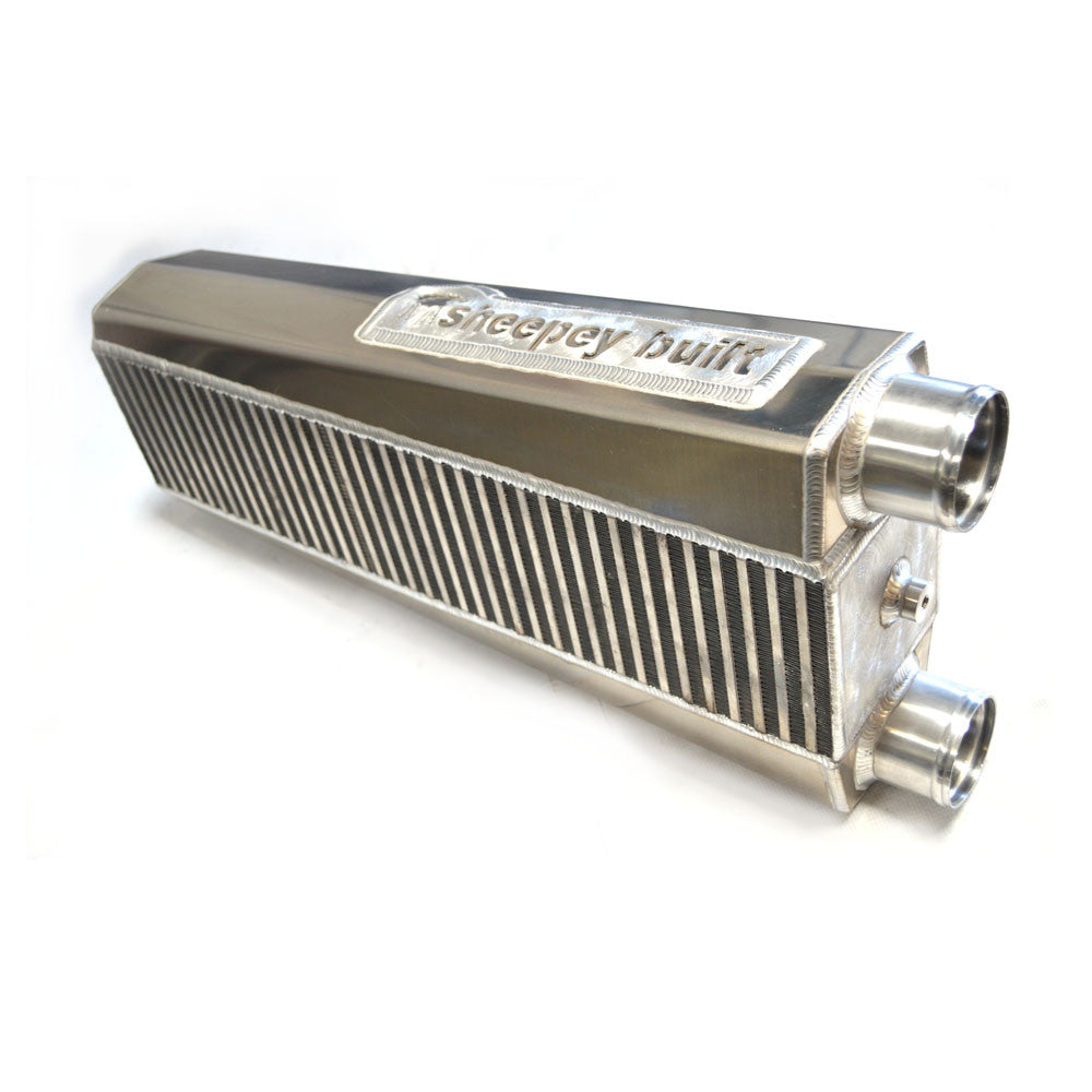 Sheepey Race - Vertical Flow 1400hp Intercooler