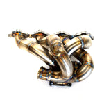 Sheepey Inc - Mitsubishi EVO 8/9 Forward Facing Twin Scroll Turbo Manifold