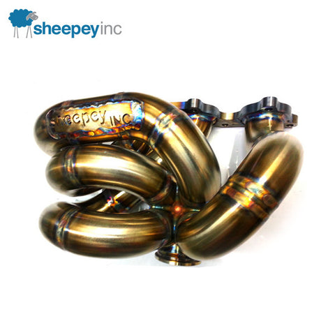 Sheepey Inc. - Honda/Acura Bottom Mount Turbo Manifold