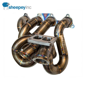 Load image into Gallery viewer, Sheepey Race - Honda H22 Top Mount Manifold