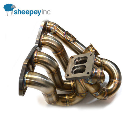 Sheepey Built - K Series LEAN Turbo Manifold