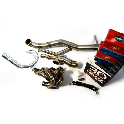 Sheepey Race - EVO 8/9 Twin Scroll Forward Facing Turbo Kit