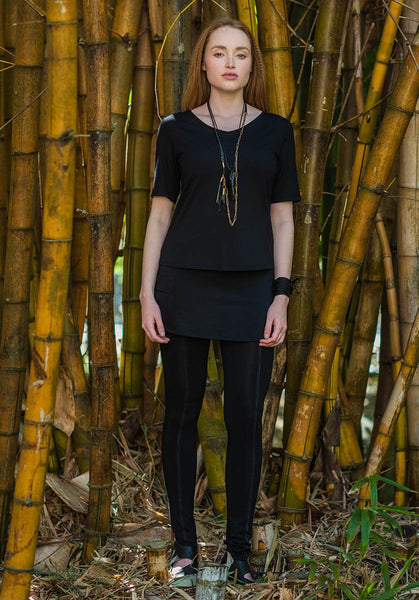 Slow Fashion, Sustainable Fashion, Viola Tee, bamboo fashion, bamboo clothing, ethical bamboo, high quality bamboo, australian made fabric, 100% made in Australia