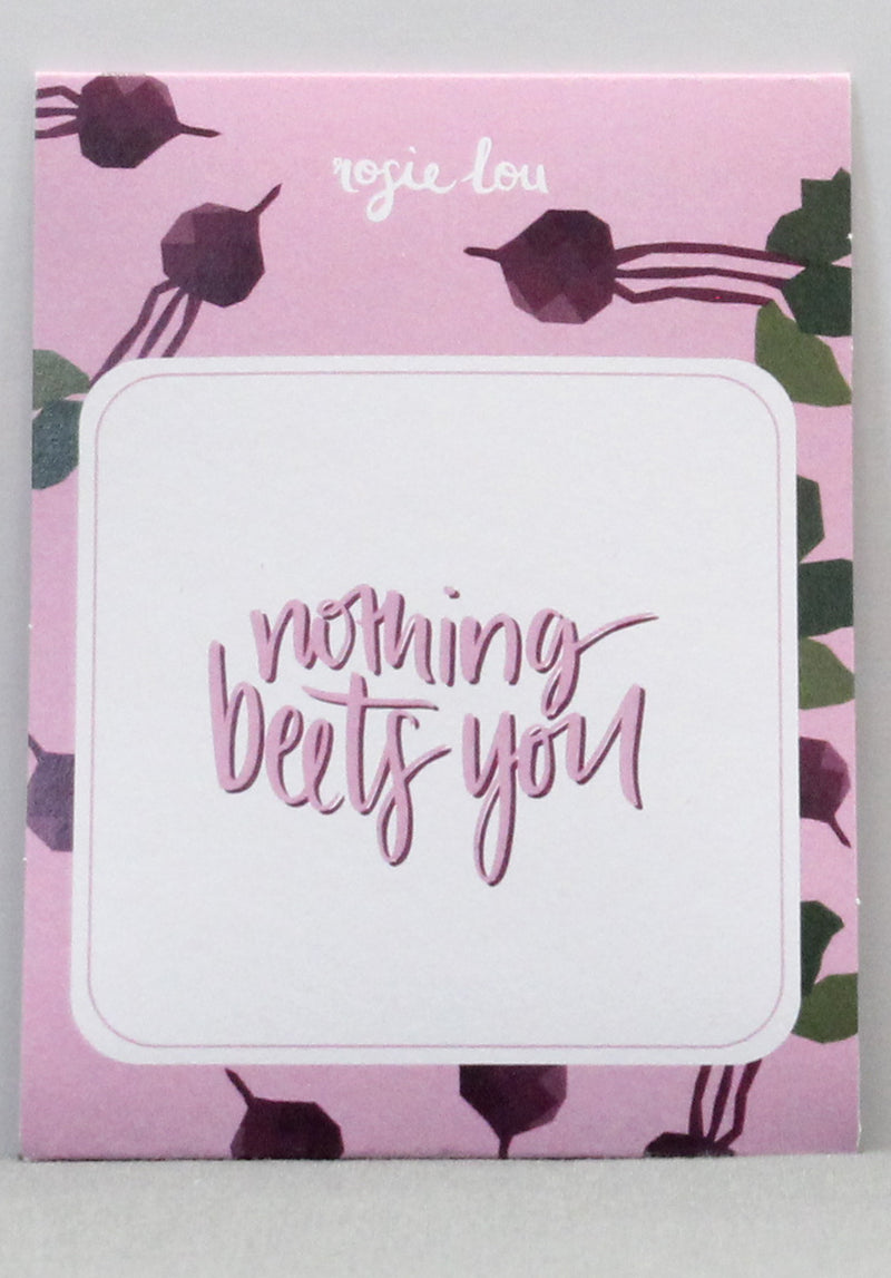 Nothing Beets You - Beetroot Seed Gift Pack