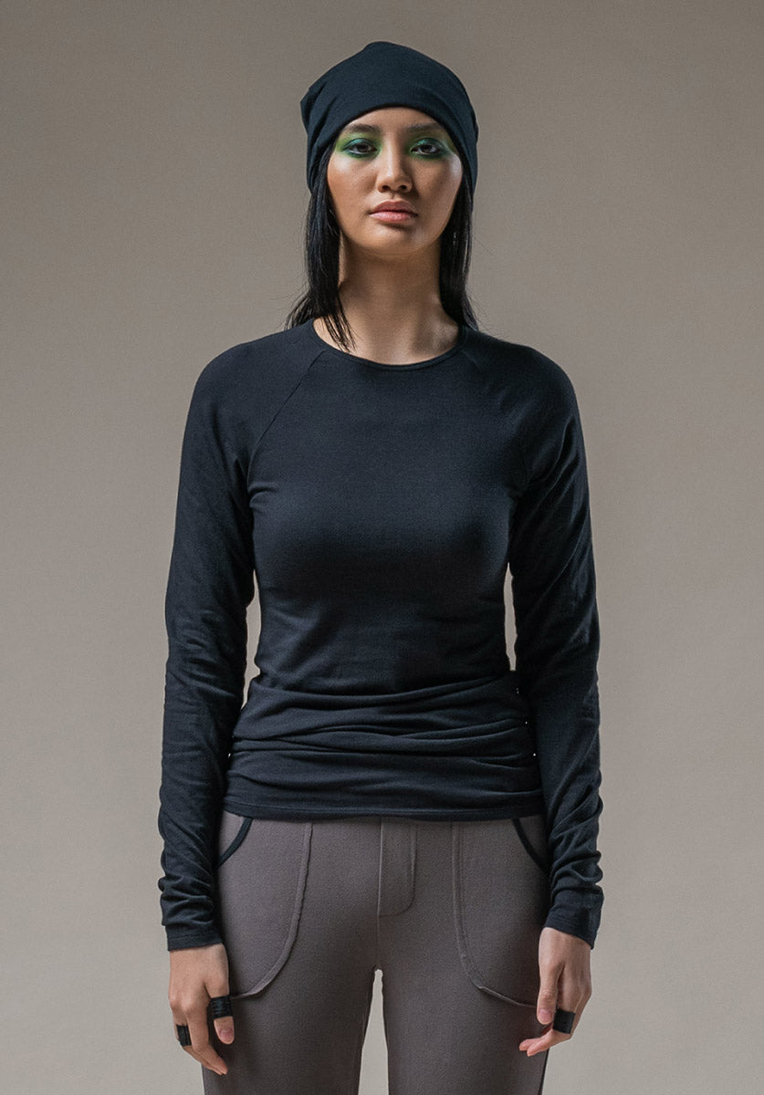 Dawn top black
