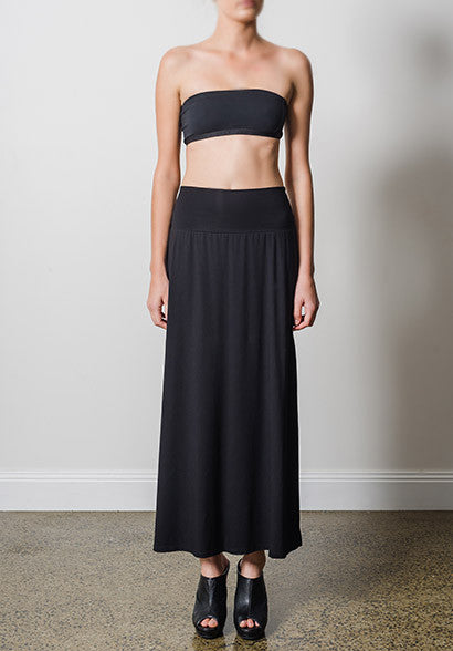 Emma skirt black