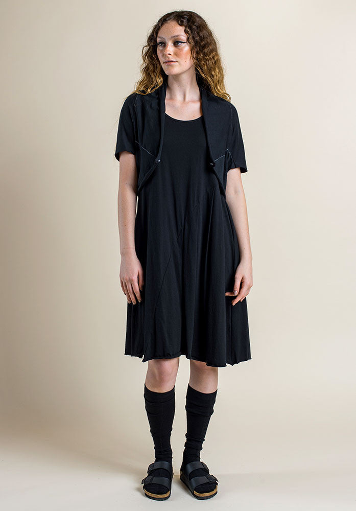 Faith dress black