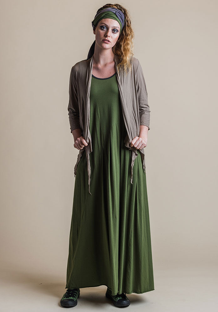 Faith maxi dress fern