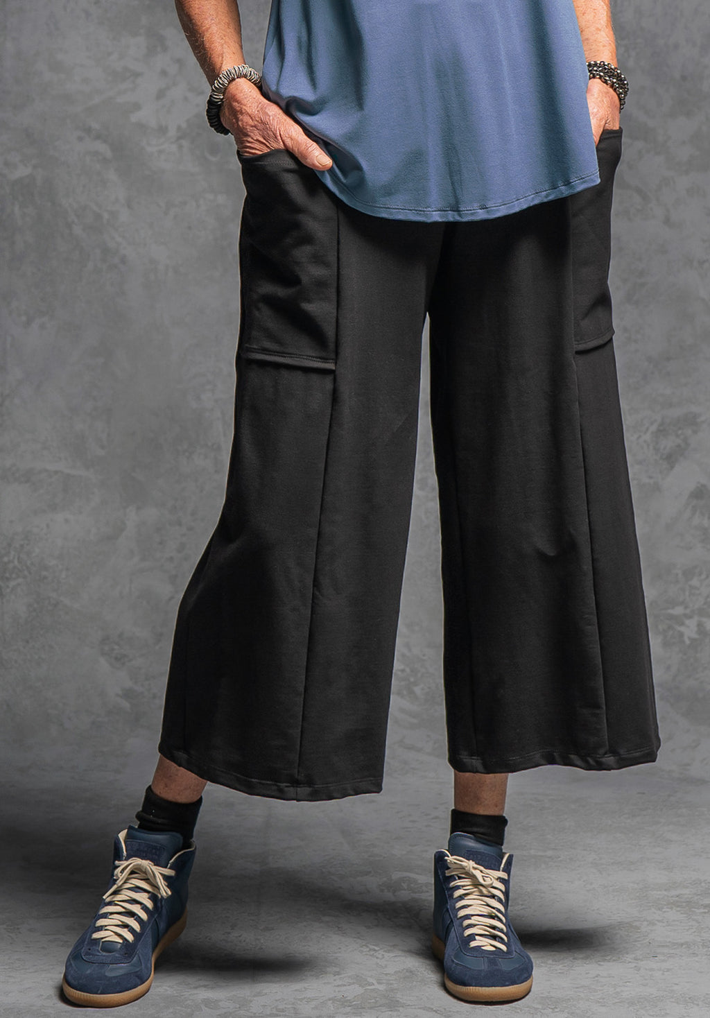 Fortuna Pant heavy bamboo