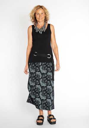 shop printed skirts australia, shop australian made fashion online, ethical fashion online, bamboo skirts australia, bamboo womens fashion