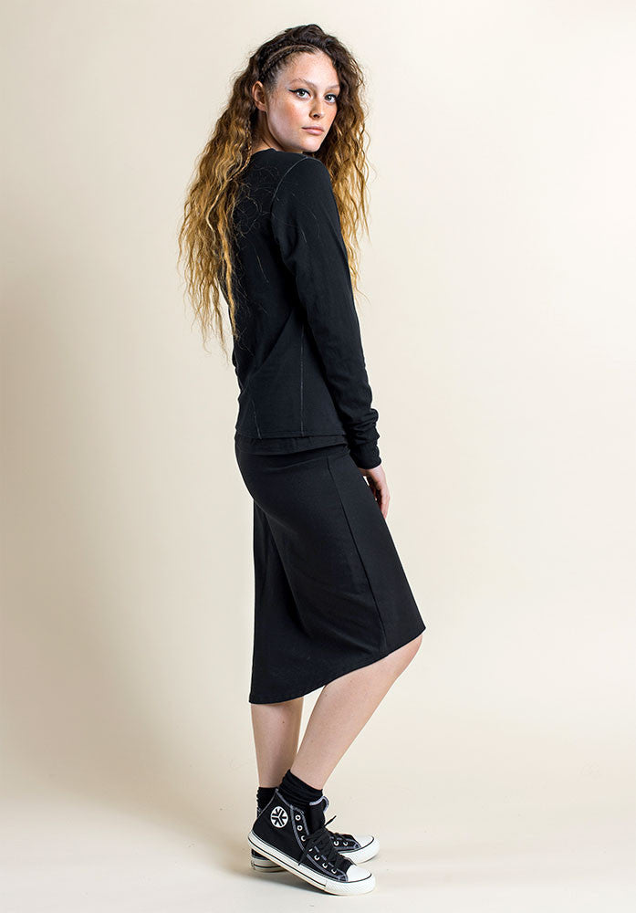 Jezabel skirt black
