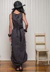 Marmalade dress Black check