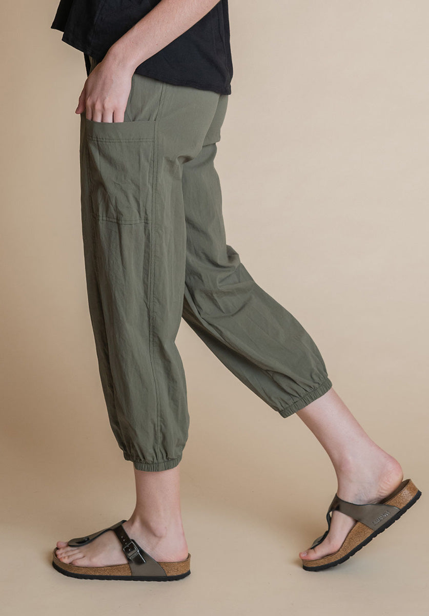 Mellow pant ivy paper cotton