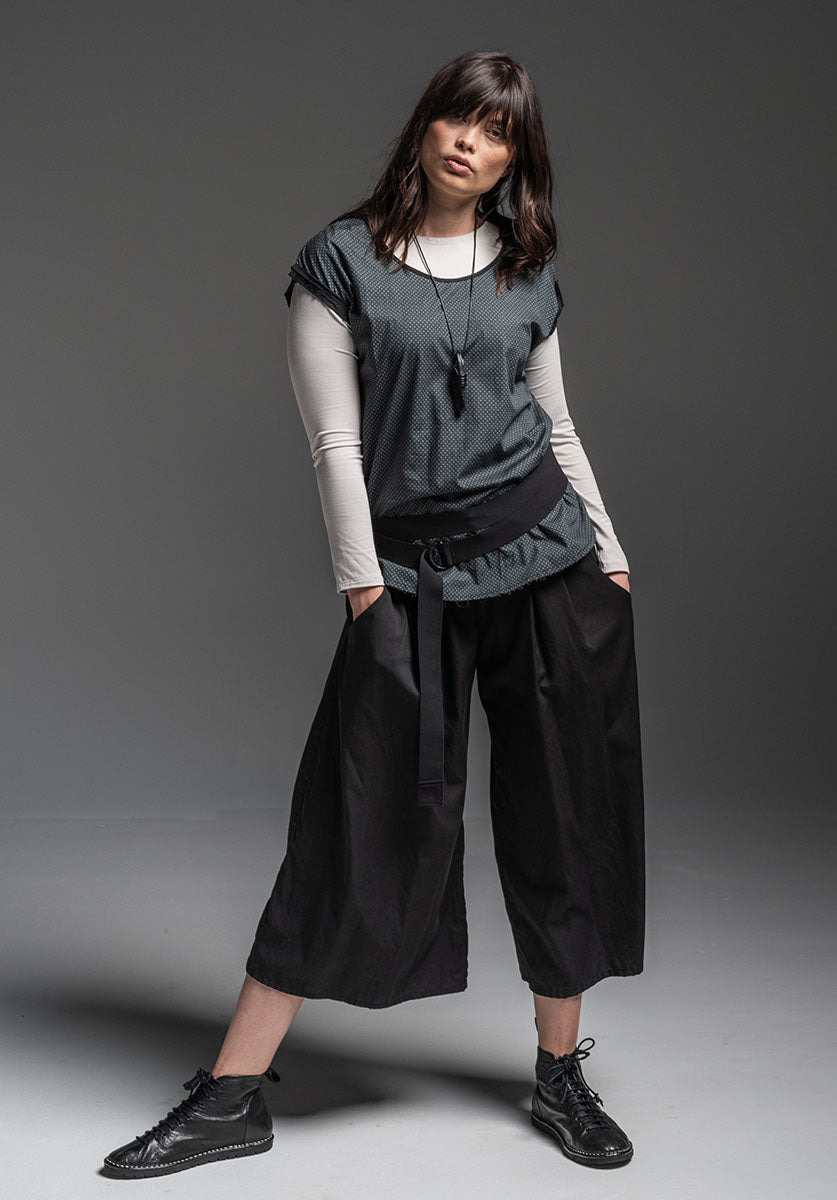 Moonlight top Japanese cotton