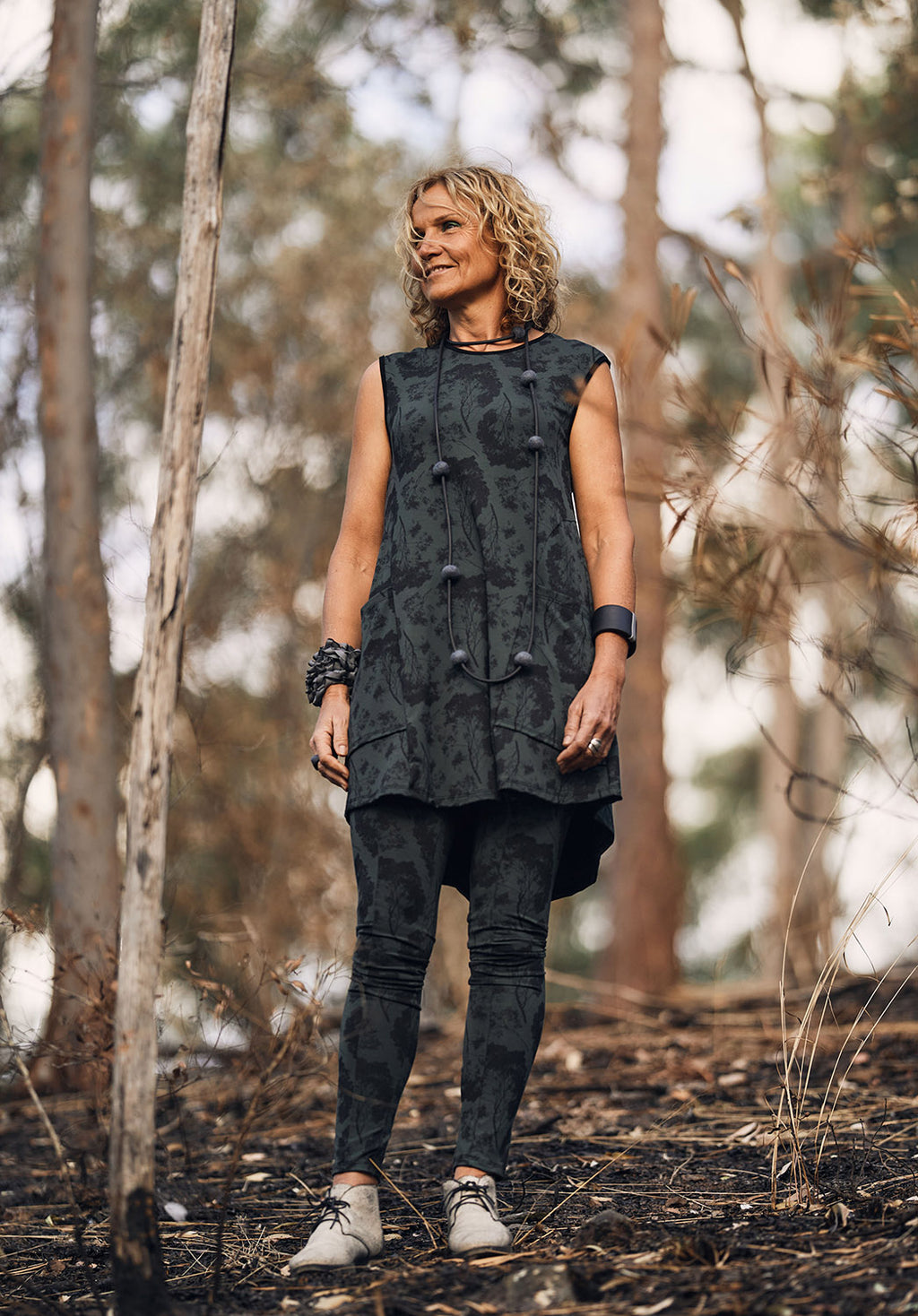 sustainable fashion, australian made bamboo dresses, boutique designer fashion australia