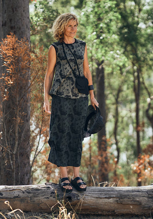 Australian made bamboo fashion, ethical and sustainable clothing, 100% made in australia