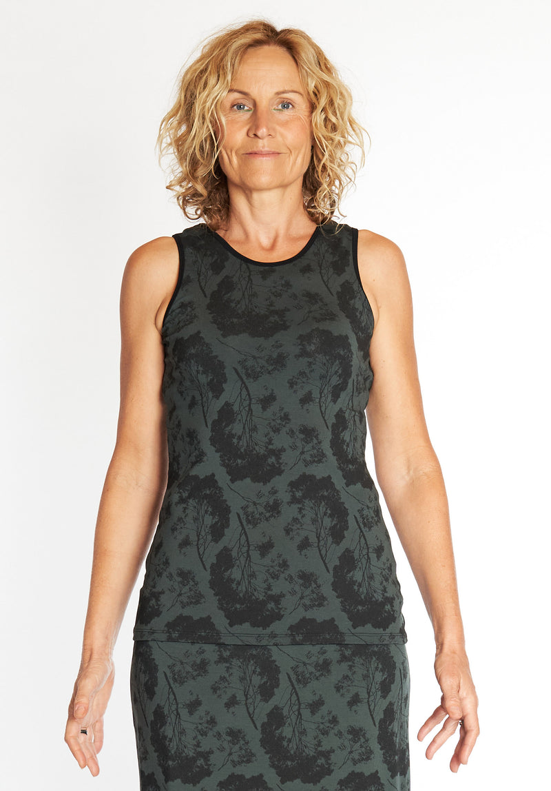 shop australian made bamboo tops, printed bamboo clothes store, online store australia