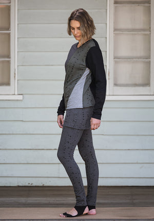 cotton leggings online, australian made cotton leggings, australian made activewear, ethical fashion australia, slow fashion online, vegan leggings, vegan clothing australia, vegan cotton leggings, slow fashion, ethical clothing AU, AU made clothes, australian made boutique, australian made fashion