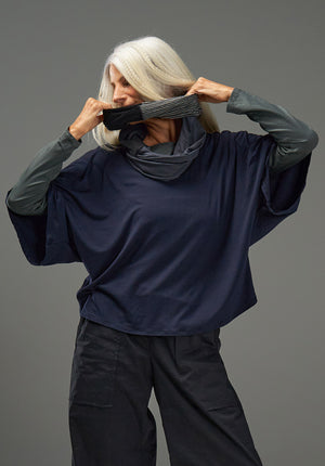 branch top, modal top, shop womens tops, womens tops made in australia, sustainable clothing online, clothes made in australia