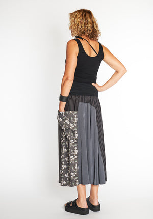 shop australian made skirts, online womens boutiques, australian made fashion online, tencel skirts online