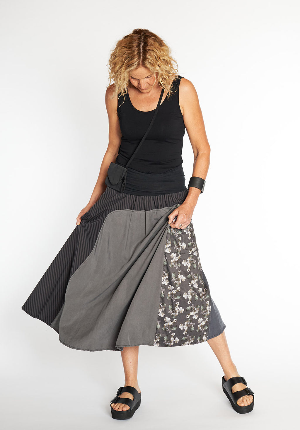 australian fashion designer, sustainable fashion online, shop australian fashion designer, 100% made in australia, tencel skirts online, cotton skirts,