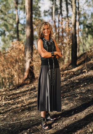 australian fashion designer, sustainable clothing australia, cotton skirts online, tencel skirts online