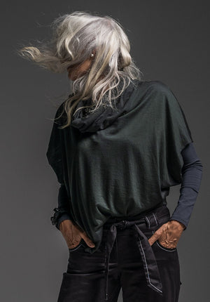 ethical fashion online, sustainable fashion online, womens wool tops, womens tops australia, australian fashion designer