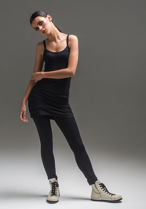 Lila slip black | Eco Boutique | 100% Australian Made | Bamboo Fashion