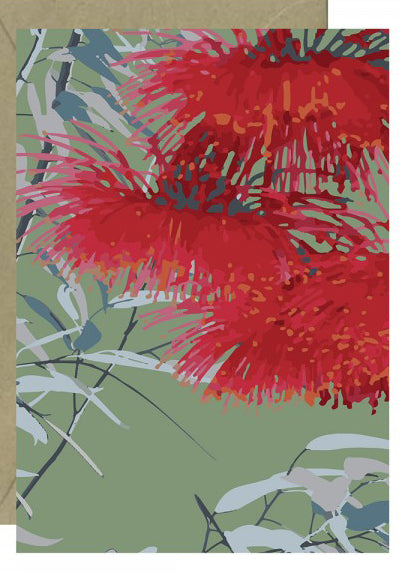 Flowering Gum Card