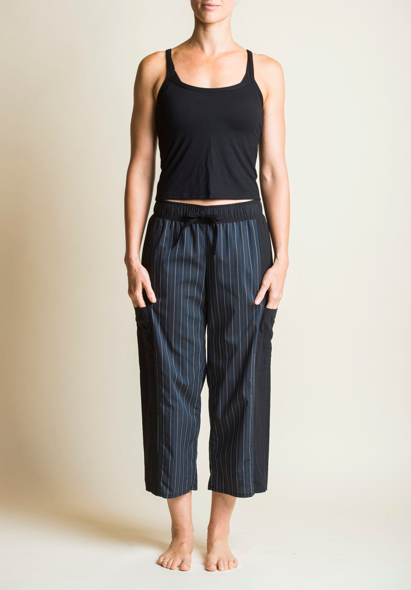 Kay pant ink stripe