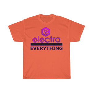Electra Over Everything T-Shirt INTERNATIONAL CUSTOMERS