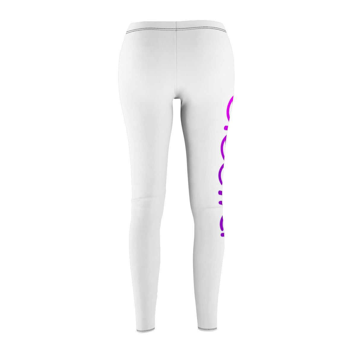 Electra Casual Leggings White