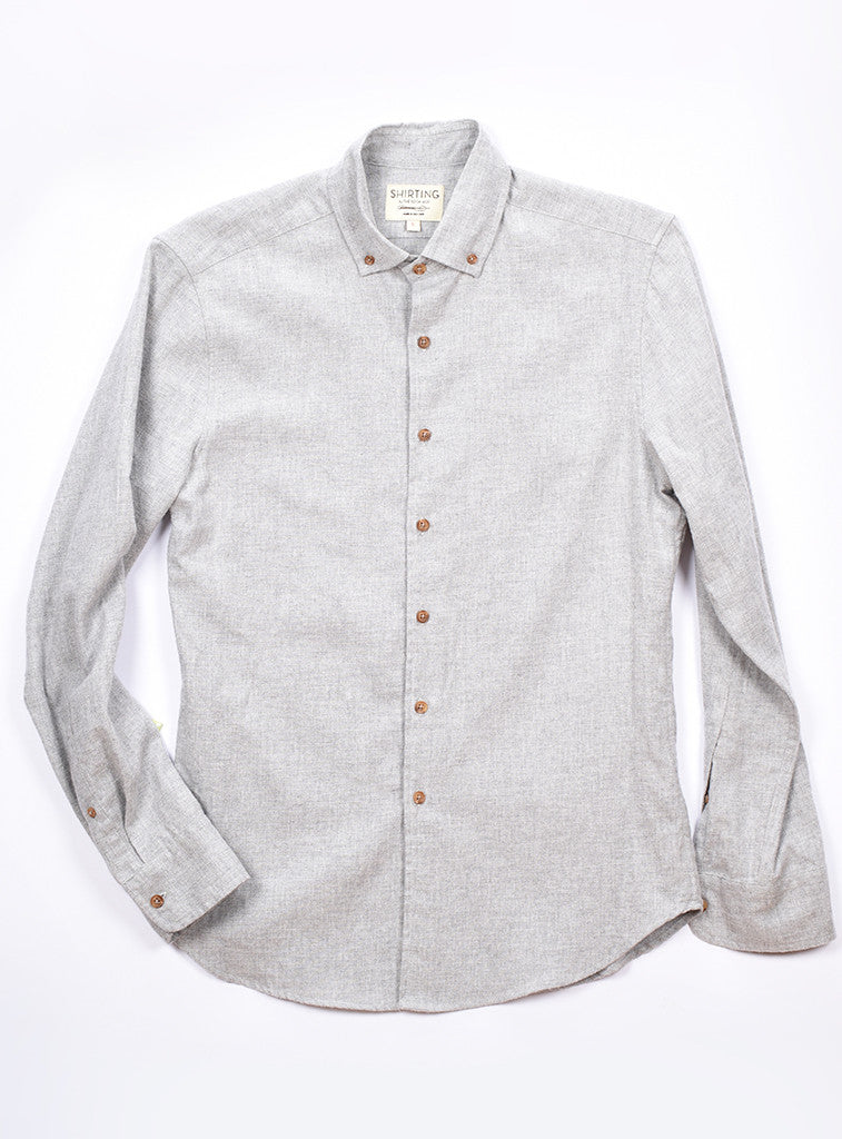 The Hop - Bleecker Shirt Light Grey