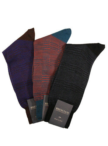 Bresciani Wool Column - Men's