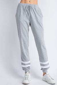 Sara Striped Jogger